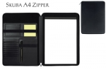 FOLDER SKUBA A4 ZIPPER