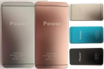 power bank- 6000mAh